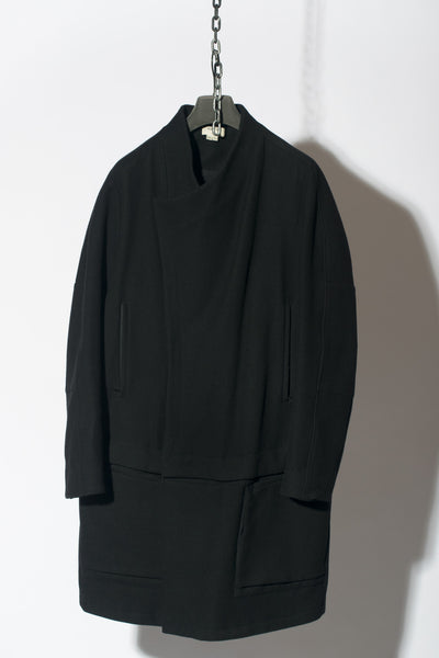 2 Way Wool Coat