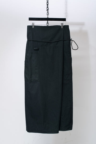 Hakama Cotton Serge Pants