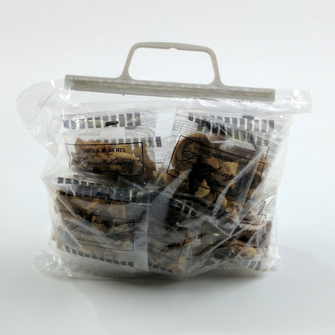 Uncle Alberts Scratchings (1x12x40g bag)