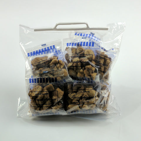 Uncle Alberts Scratchings (1x12x50g bag)