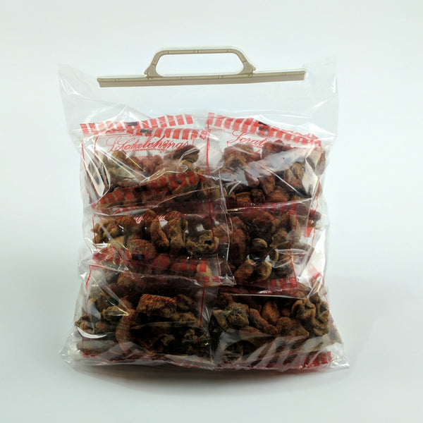 Uncle Alberts Scratchings (1x12x80g bag)