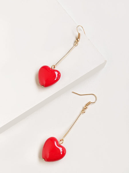 Hearty Heart Earrings