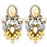 Ray Of Gold Earrings