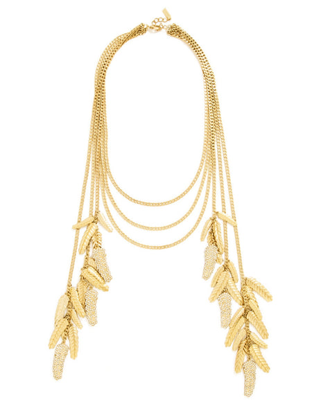 Tassled Beauty Necklace