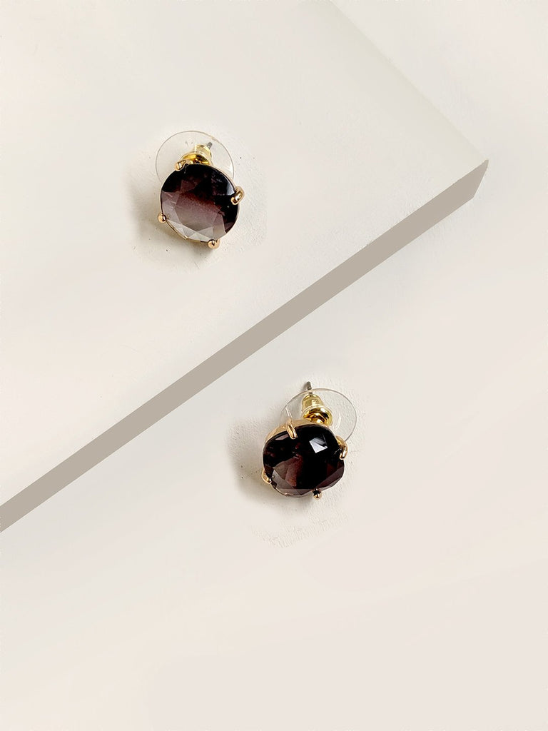 Signature Shaded Stud  Earrings