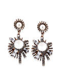 Bdazzled Drop Earrings