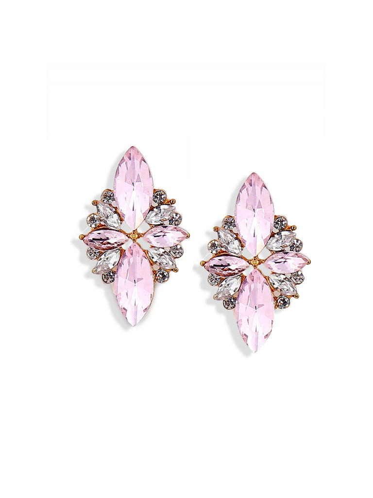 Petunia Pink Earrings