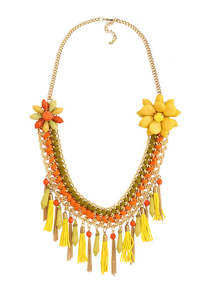 Spring Dazzle Necklace