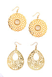 Rare Sensation Earrings (Pair Of 2)