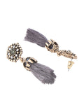 Petite Tassel Drop Earrings