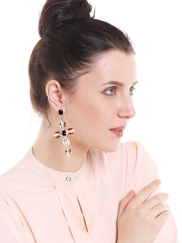 Order-Some-Drama Earrings