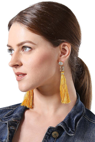 Shade Of Sun Earrings