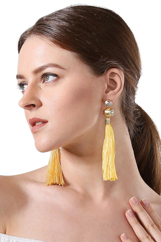 Fields Of Gold Earrings