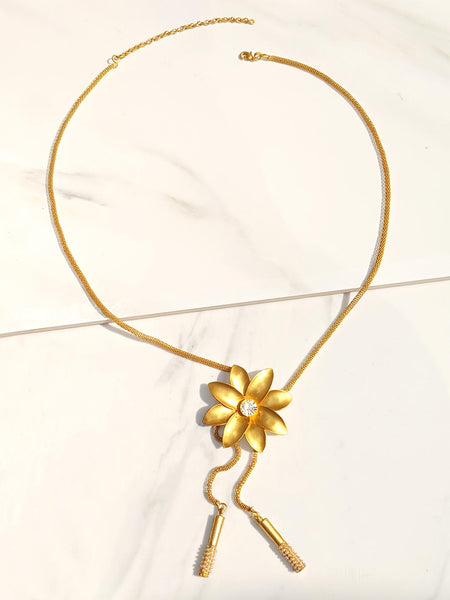 Flower Child Necklace