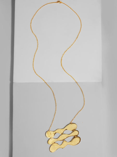 Ariah Asymmetric Necklace