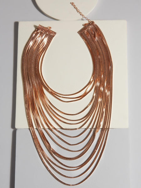 Ember Layered Necklace
