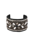 Dolled Up Drama Cuff