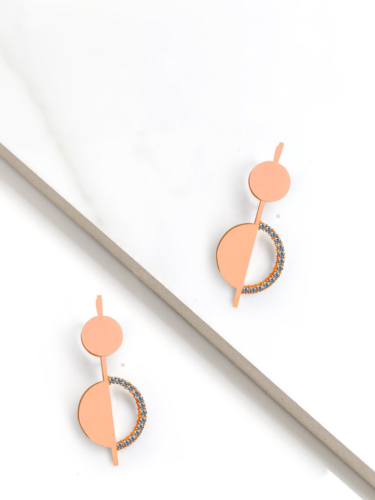 Charlene Long Earrings