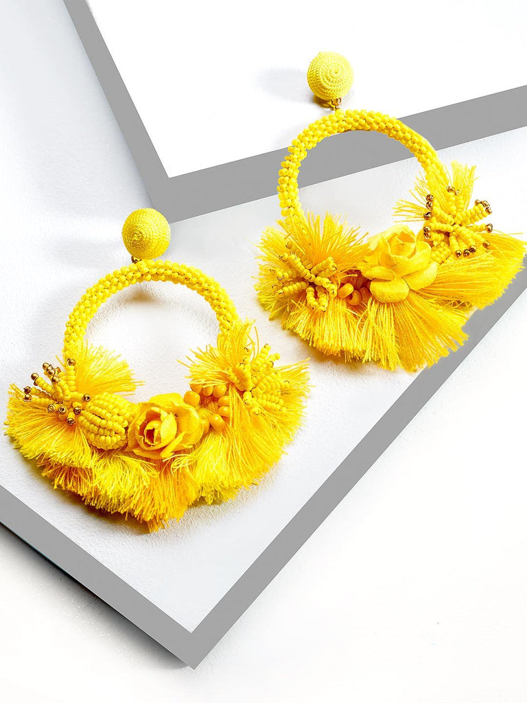 Mia tassel earrings
