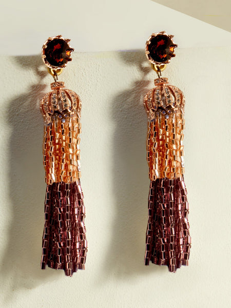 Iabelline drop earrings