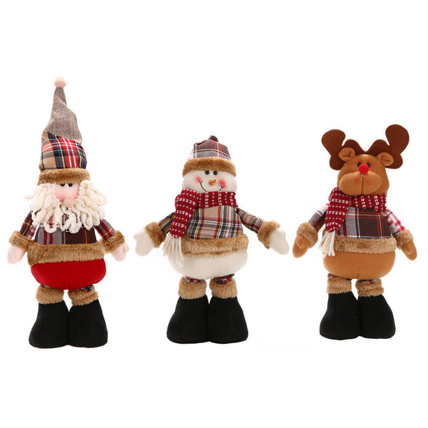 Cheery Christmas Characters