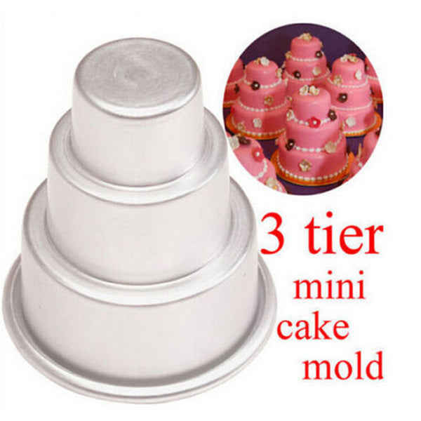 Mini 3 Tier Cake Maker