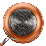 Non-stick Copper Frying Pan with Ceramic Coating and Induction