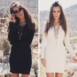 Clubwear Mini Dress Vestidos