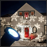 Led Christmas Projector