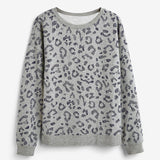 New Autumn Hoodies Women O Neck Printed Sweatshirt 2019 Casual Long Sleeve Pullover Sweatshirts Ladies Leisure Hoodie Tunic