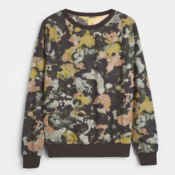 Print Sweatshirt Women Long Sleeve Hoodie 2019 Autumn O Neck Casual Jumper Pullover Tops Fashion Painting Hoodies Sudadera Mujer