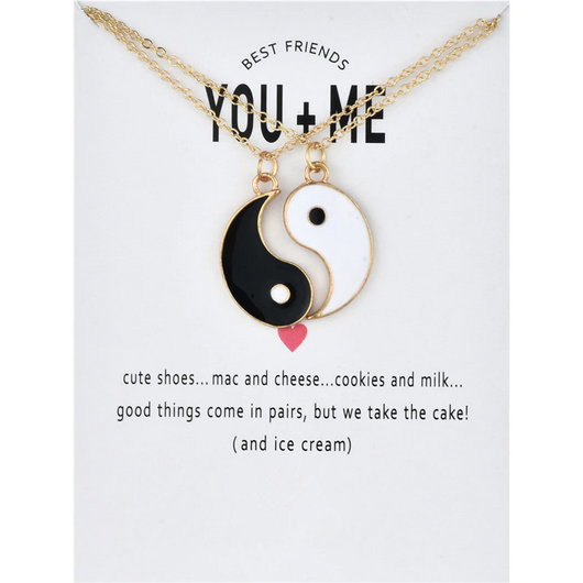 YOU ME Statement Necklaces
