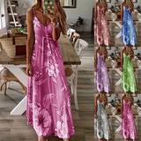 Women Tunic Summer Casual Beach Long Dresses