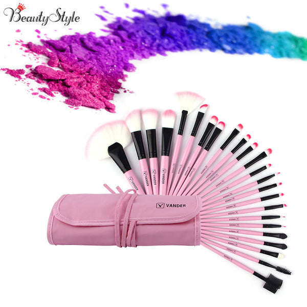 Vander 24 Piece Makeup Set
