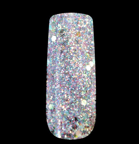 Holographic Sparkling Nail Package