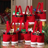 Santa Claus Pants Gift Bag (50% BLACK FRIDAY DISCOUNT)