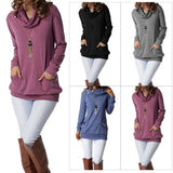 Elsie Long Sleeve Pullover Sweater