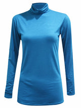 ELSIE LADIES WOMENS POLO NECK