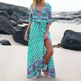 Long Maxi Summer Dress