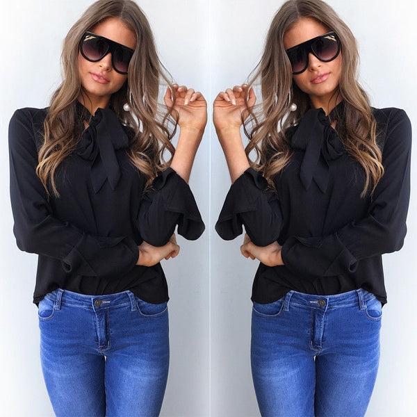 Louise Long Sleeved Blouse