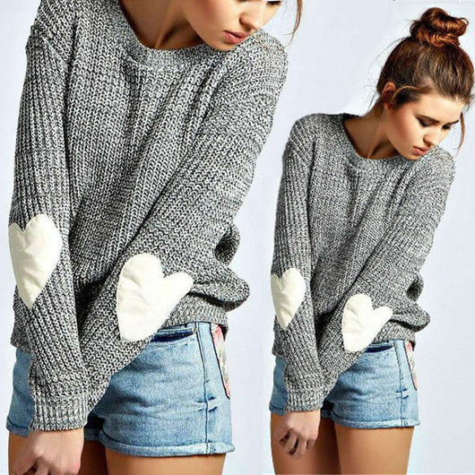 Elsie Long Sleeve Knitted Cardigan