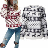 Cost Xmas Reindeer Jumper Limited Sale Stock