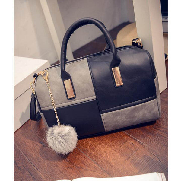 Ladies Leather Tote Bag