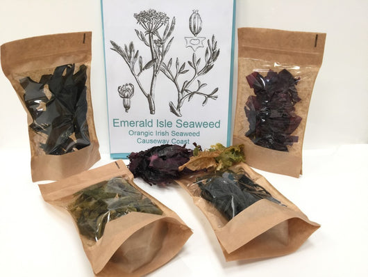 Edible Seaweed Ireland