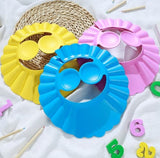 Children Waterproof Cap Safe Baby Shower Cap
