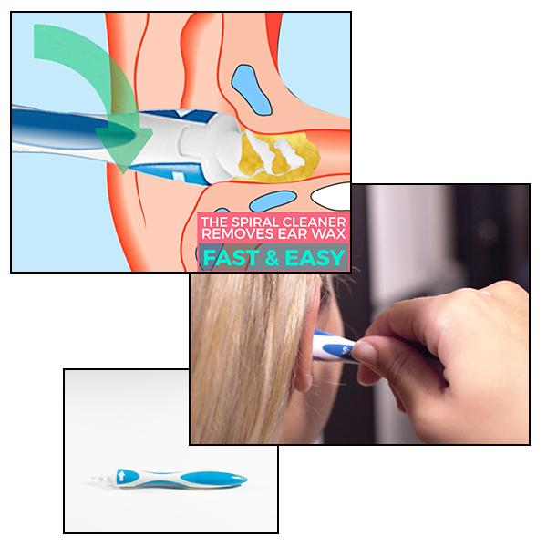 Spiral Ear Wax Remover