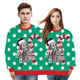 Christmas Twin Jumper