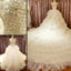 Luxury Sweetheart Sparkle Rhinestone Lace Wedding Dresses, Gorgeous Bridal Gown, WD0068