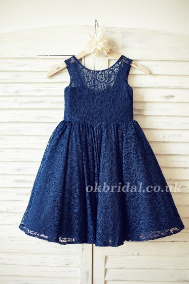 Lace Flower Girl Dresses, Lovely Cute Tutu Dresses, lb0982