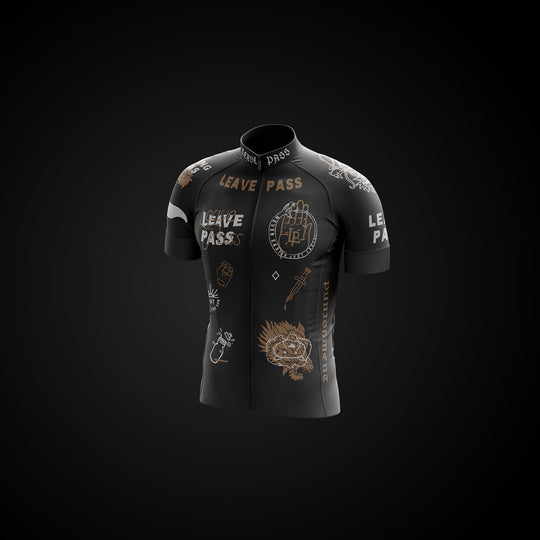 Black Duality Jersey - Pre-Order Only